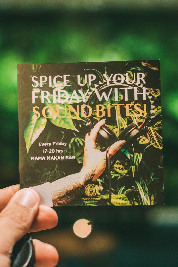 SoundBites @ Mama Makan