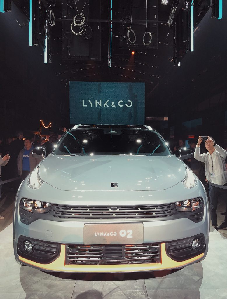 LYNK & CO EUROPEAN LAUNCH EVENT