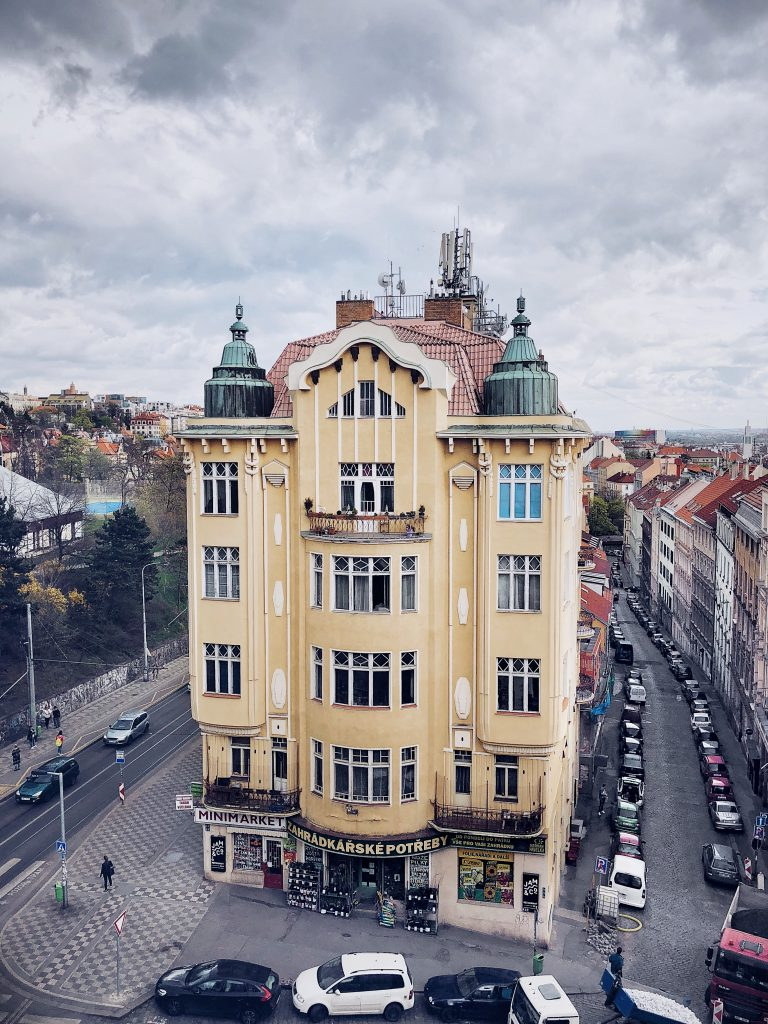 Prague a photo journey