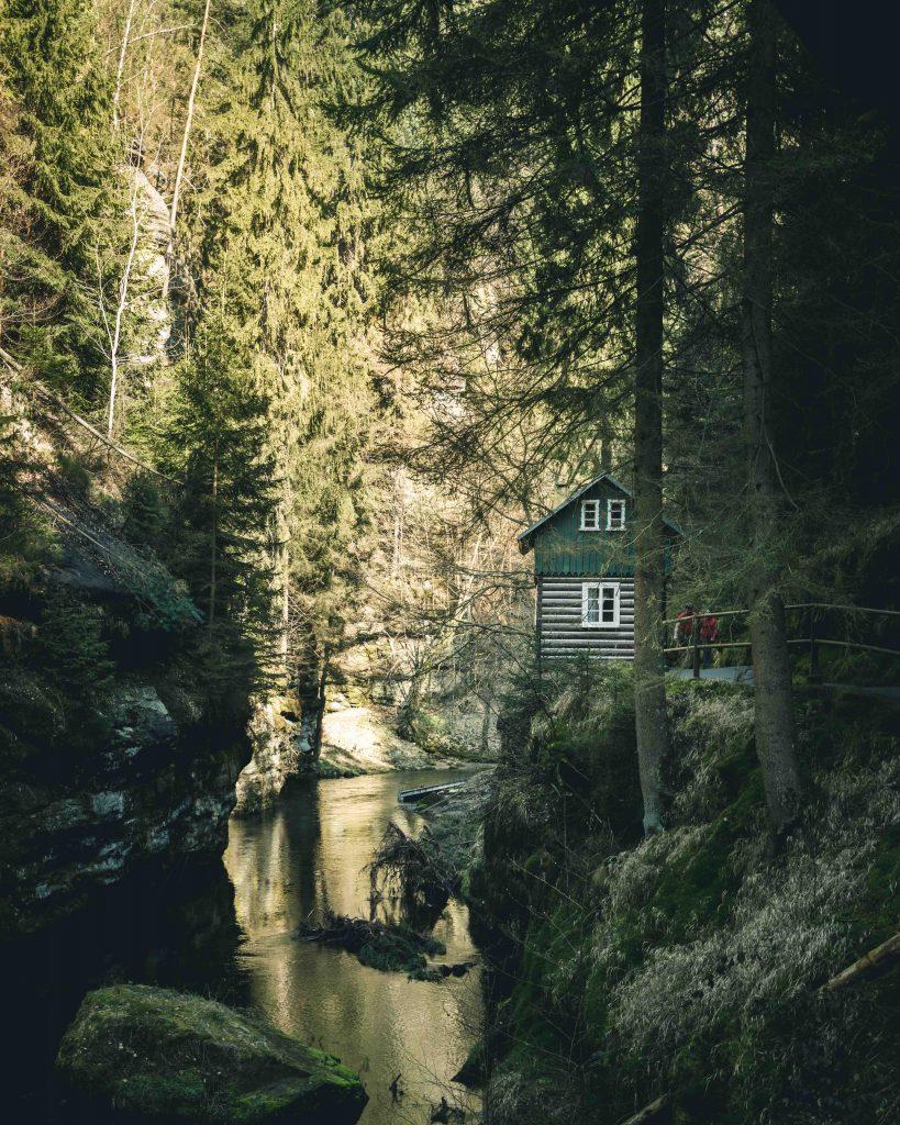 Bohemian-Saxon Switzerland (PRAGUE PTII)