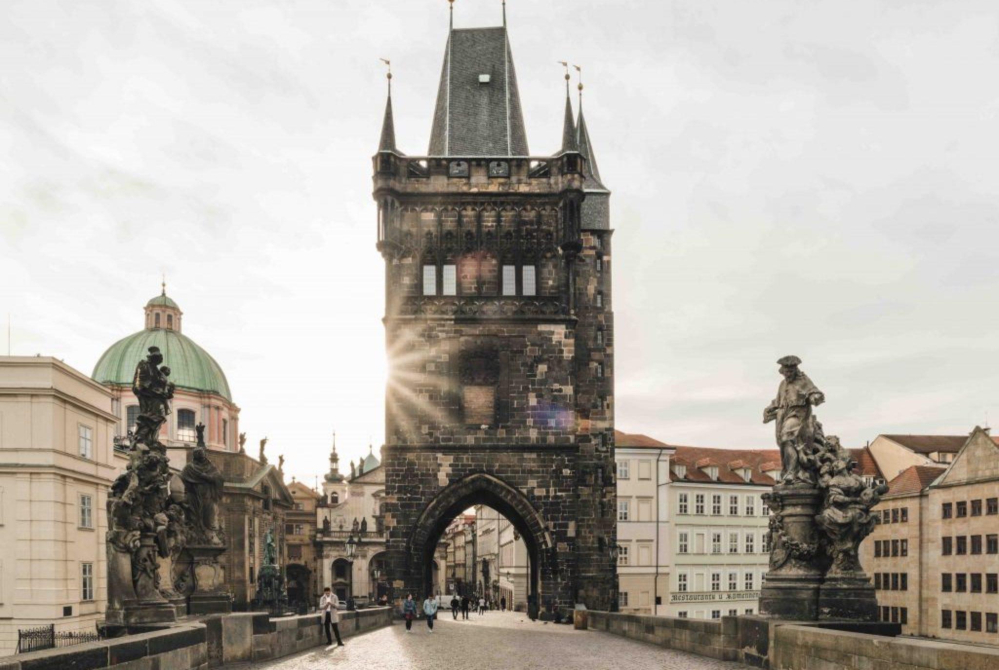Prague a photo journey