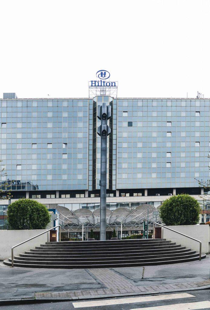 "A ""Hilton"" night in Prague"