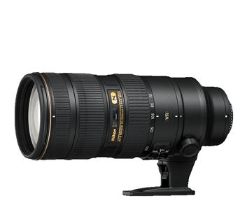 Tryout: Nikon AF-S 70-200mm f/2.8G VR ED Type II