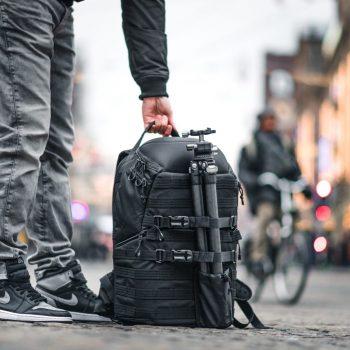 Camerabag : LowePro PROTACTIC 450 AW (DUTCH)