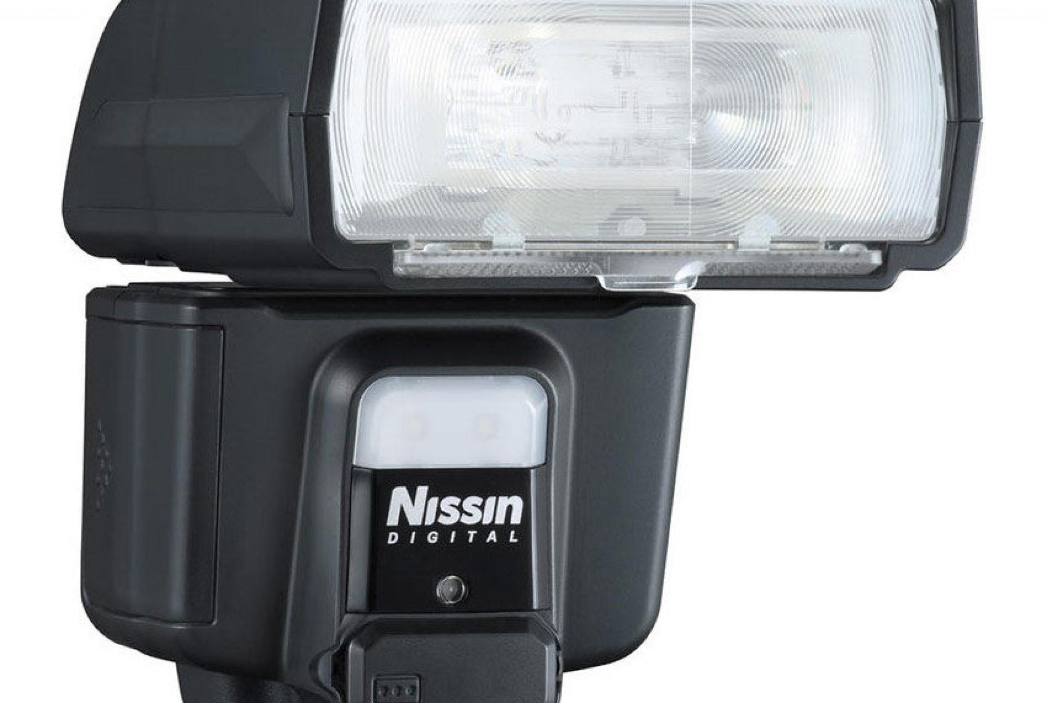 Compact. Krachtig. Betaalbaar. NISSIN i60