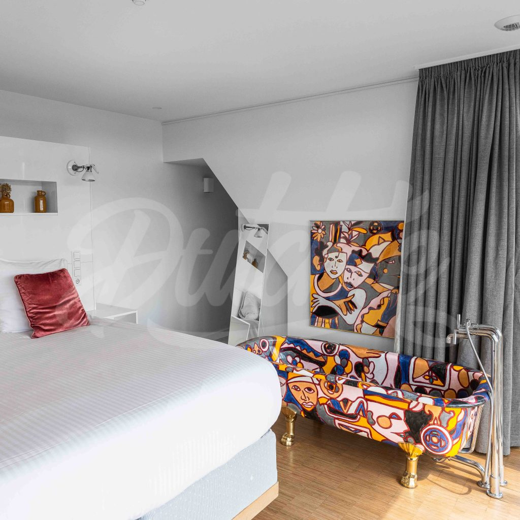 """Read more about the article Staycation Amsterdam @ """"BankHotel"""""""