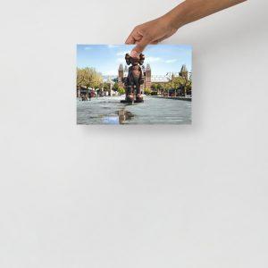 Amsterdam ART Poster