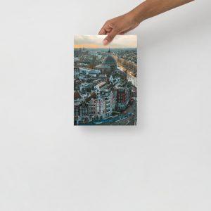 Singel Sunsets Poster
