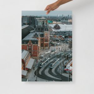 Central Station views Poster