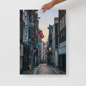 XXX Mornings Poster